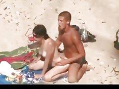 Seks op het strand - 1